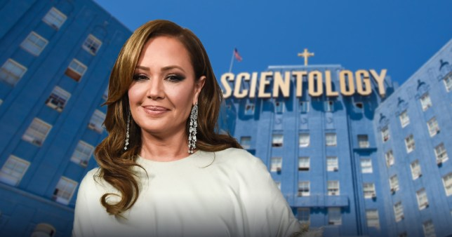 Leah Remini and Church of Scientology