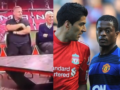 Manchester United fans slam MUTV panel for wanting to sign Luis Suarez