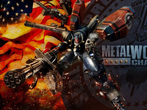 Metal Wolf Chaos XD review – presidential carnage