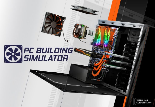 PC Building Simulator - honestly, this is a real thing that actually exists
