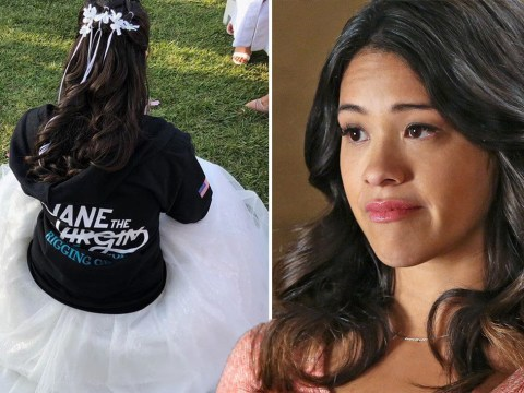 Gina Rodriguez gets emotional over Jane The Virgin coming to an end after 100 episodes: 'I will always love you'
