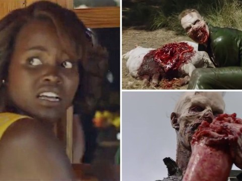 Lupita Nyong'o battles zombies armed with ukulele in new Little Monsters trailer