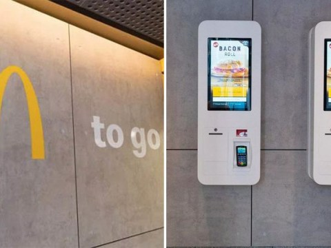 McDonald's launches mini outlets for people wanting lunch on-the-go