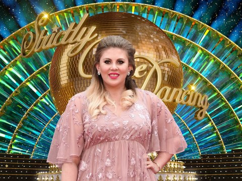 Louise Pentland says she'd be 'good value' for Strictly Come Dancing as she congratulates Saffron Barker