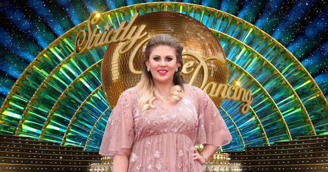 Louise Pentland and Strictly Come Dancing