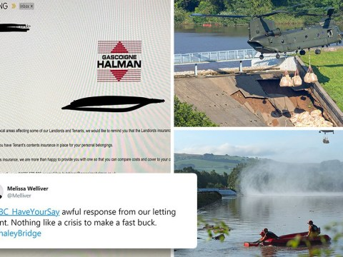 Letting agency swoops on Whaley Bridge dam evacuees to say they aren't insured