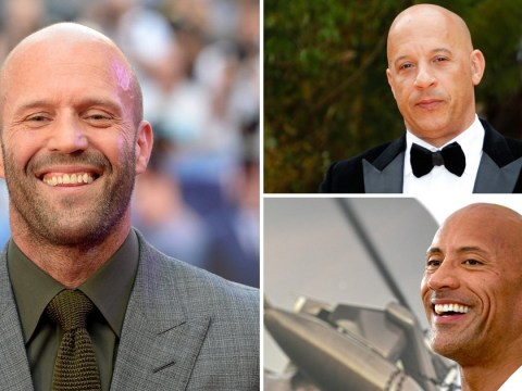 Jason Statham, Vin Diesel and The Rock have Fast & Furious 'fight contract' to ensure none of them lose