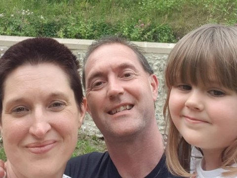 Dad who had a headache for a month told he has just one year left to live