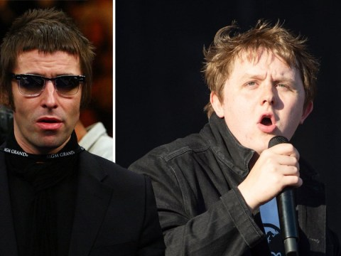 Lewis Capaldi makes hilarious plea for Oasis reunion after ending feud with Noel Gallagher