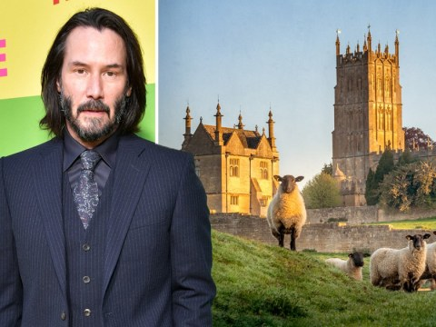 Keanu Reeves isn't moving to UK to run his own farm so we can all calm down