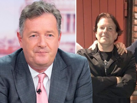 Piers Morgan pays tribute to manager and friend John Ferriter after shock death