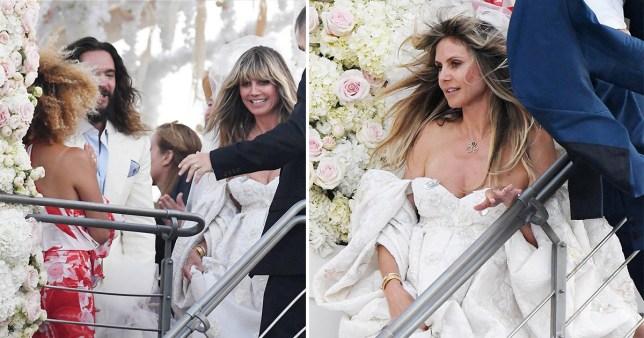 Heidi Klum and Tom Kaulitz get married
