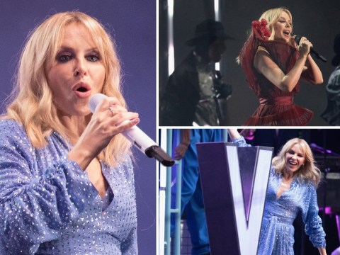 Kylie Minogue celebrates same-sex marriage with iconic Brighton Pride performance