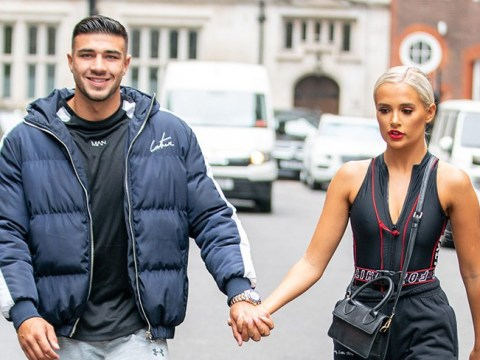 Love Island stars Tommy Fury and Molly-Mae Hague look closer than ever ahead of villa reunion show