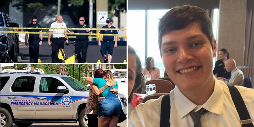 Ohio shooting: Connor Betts, 24, named as gunman who shot dead nine