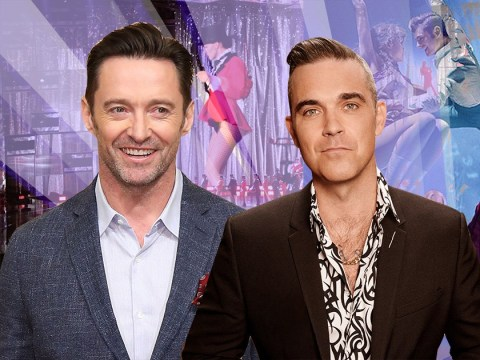 Hugh Jackman denies making special role for Robbie Williams in The Greatest Showman sequel