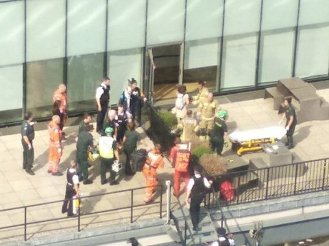 Boy, 6, 'thrown from Tate Modern viewing platform' is out of hospital