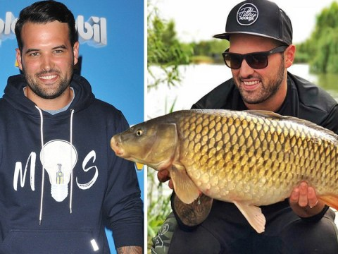 Towie's Ricky Rayment ditches reality TV for life of fishing as he launches brilliantly-named angling line Filthy Hooker