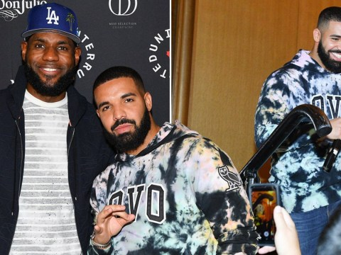LeBron James teams up with Drake at OVO fest to announce partnership