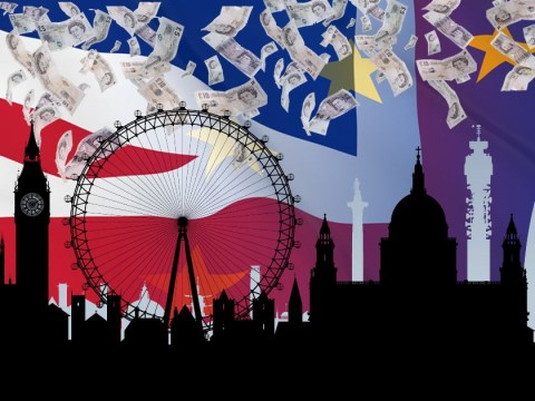 London will stay rich even after hard Brexit