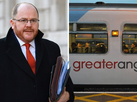 Transport minister's fury after train is not held up for him