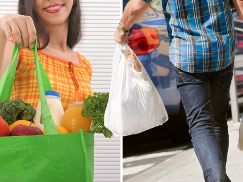 Men are avoiding reusable bags in case strangers think they're gay, study says
