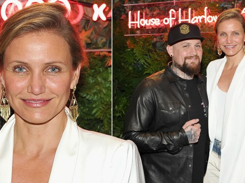 Cameron Diaz 'doesn't miss performing' as she embraces life out of the spotlight
