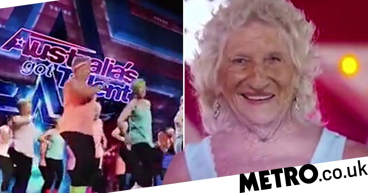 Australia's Got Talent act, 88, says secret to long life is having
