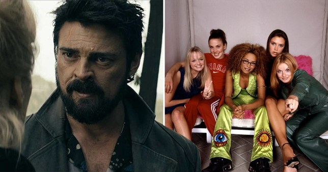Billy's Spice Girls speech in The Boys is almost as iconic as they are - but it's wrong