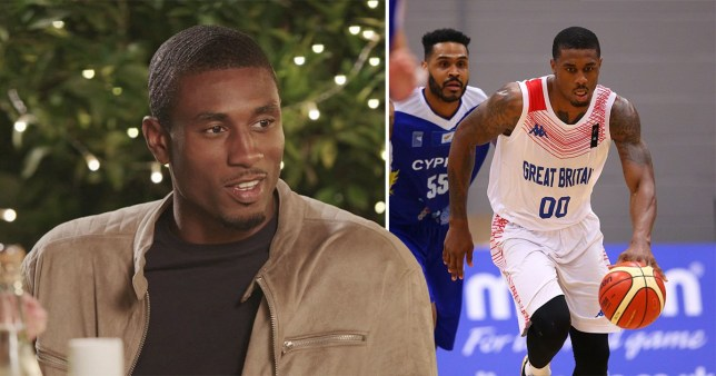 Love Island's Ovie 'allowed to leave the villa' to play