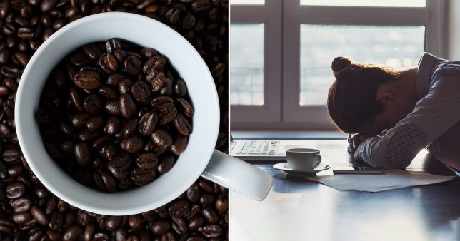 Three cups of coffee a day increases risk of migraine