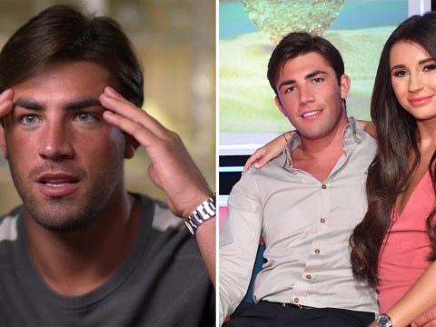 Love Island's Jack Fincham admits he 'rushed' relationship with Dani Dyer after moving in straight away