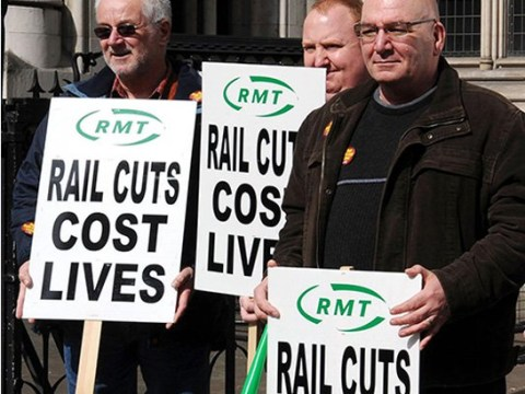 Huge protests against rail fare price hike planned across UK