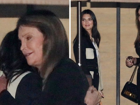 Kendall Jenner enjoys time with Caitlyn as Kylie and crew celebrate her birthday
