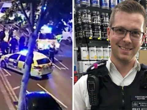 'World's hardest cop' stabbed in Leyton identified as PC girlfriend pays tribute