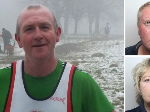 Mother and son convicted of murdering jogger who ran on their land