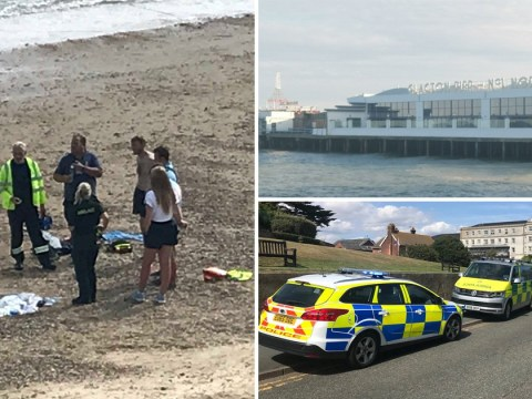 Teenage girl who died after being dragged from sea in Essex named