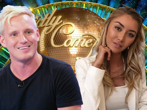 Jamie Laing isn't afraid of Strictly Come Dancing curse despite imagining kissing his dance partner