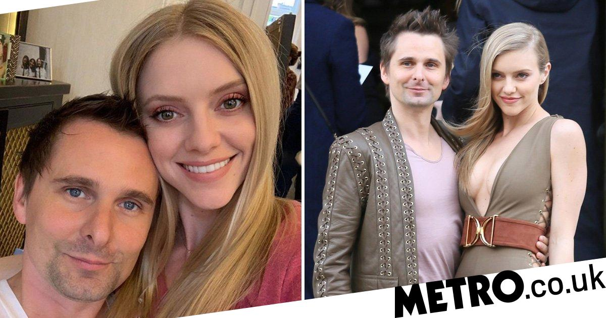 Muse frontman dating