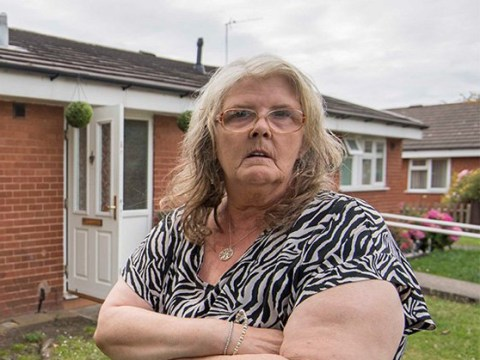 Gran's home turns into crack den after she opens door to homeless man