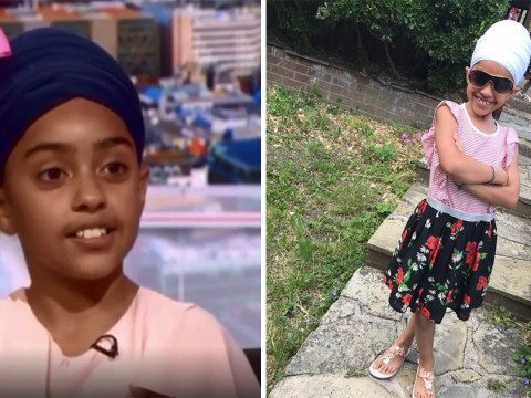 Teenagers called girl, 10, 'terrorist' when she asked if she could play with them