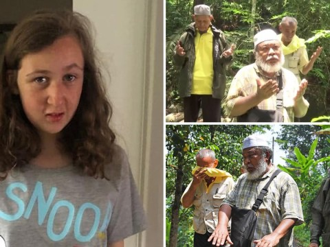 Malaysian shaman called to Nora Quoirin search says she was 'lured by genie'