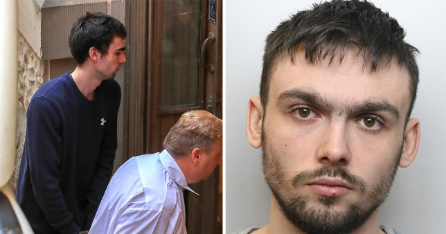 Liam Watts hacked the websites of Greater Manchester Police and Cheshire police (Picture: PA)
