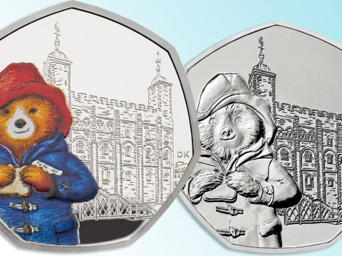 Look out for new Paddington bear coins in your change