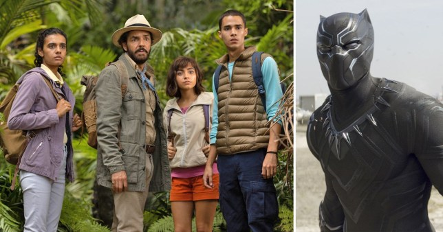 Dora The Explorer is basically the Latin Black Panther