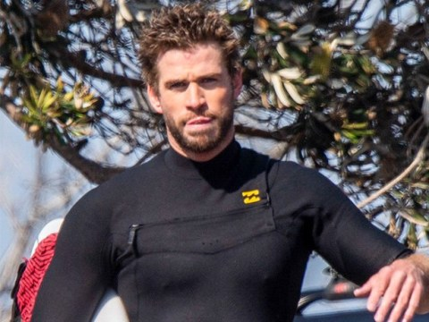 Liam Hemsworth proves life goes on as he heads out for first surf since Miley Cyrus split