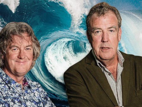Jeremy Clarkson reveals James May was almost killed filming The Grand Tour season 4