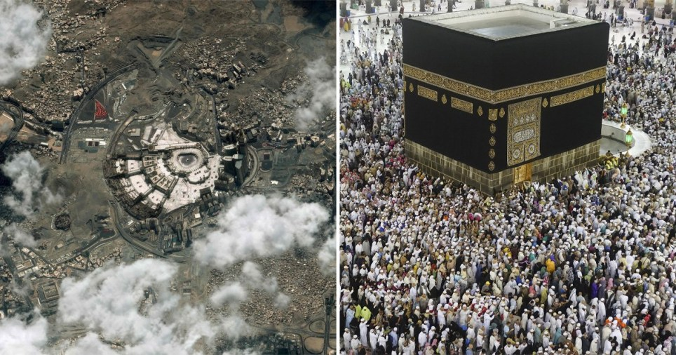 Pictures Show Millions Flock To Mecca For Annual Hajj Muslim Pilgrim Metro News