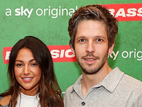 Michelle Keegan's Brassic co-star says there was 'nothing sexy' about their raunchy scenes