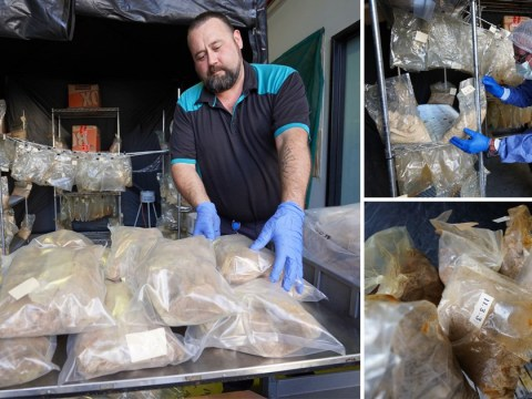 British men arrested in Australia after police find £50,000,000 of MDMA